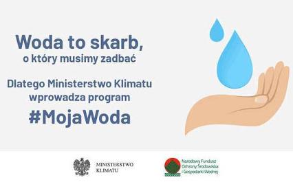 """Ruszył program """"Moja Woda"""". 100 mln zł na zagospodarowanie deszczówki - Wrota Podlasia"""